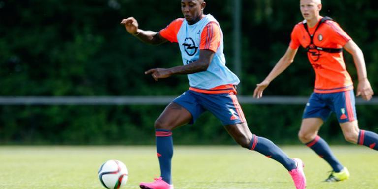 Elia traint donderdag weer mee