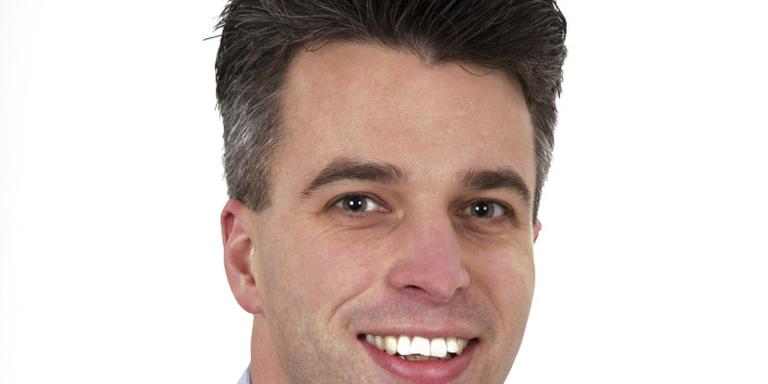 Wethouder Roelof Pieter Koning
