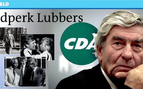 In Beeld: Tijdperk Ruud Lubbers