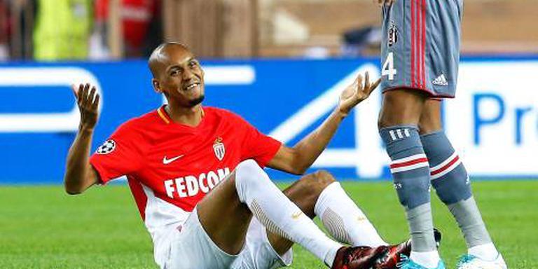 Liverpool haalt Fabinho weg bij Monaco