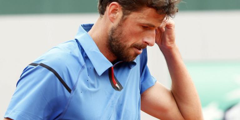 Haase verliest ook op Wimbledon van Sock