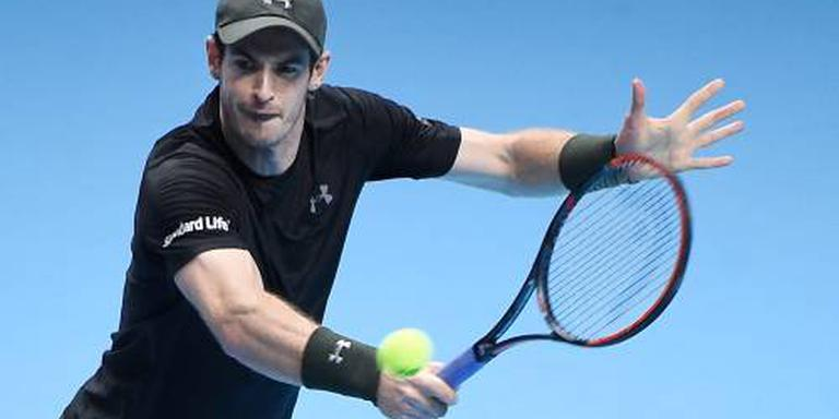 Murray blijft nummer één na winst op Djokovic