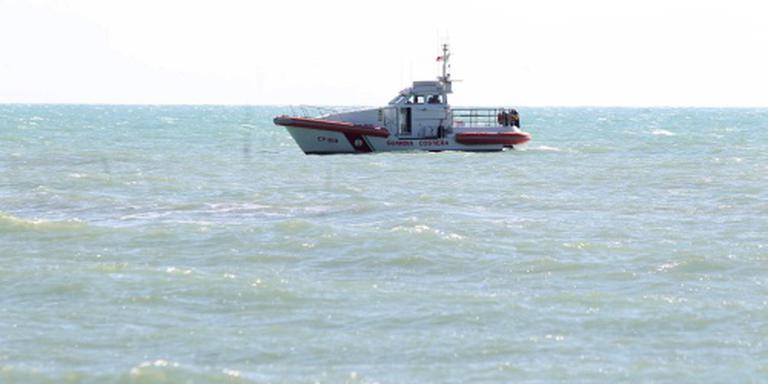 Italiaanse kustwacht redt 1300 vluchtelingen