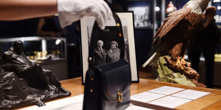 Tas van Thatcher naar Tassenmuseum