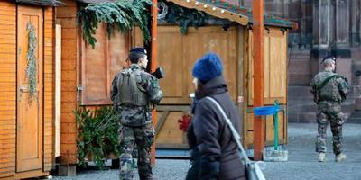 Weer politie in Straatsburgse wijk Neudorf