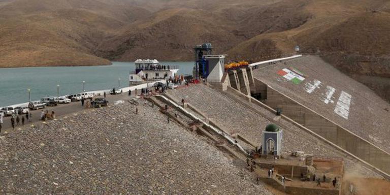 Dam Afghanistan na 40 jaar eindelijk af