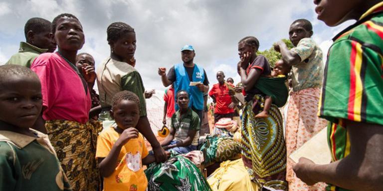 Rode Kruis: hongersnood in zuidelijk Afrika
