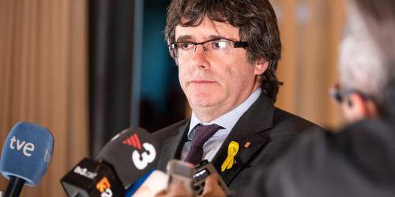 Puigdemont: grootste leugen is nu ontkracht