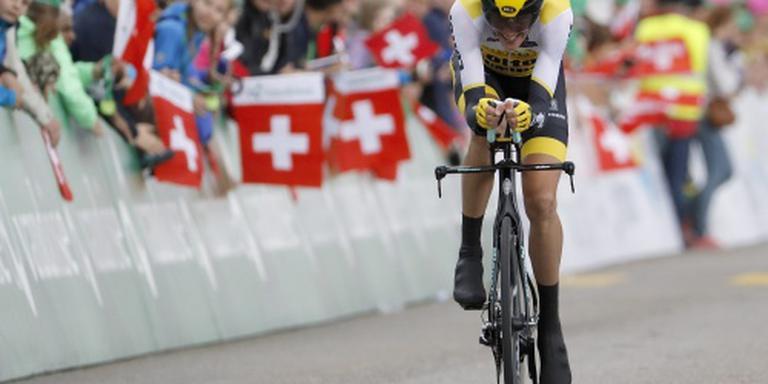 Gesink grijpt naast tweede ritzege Vuelta