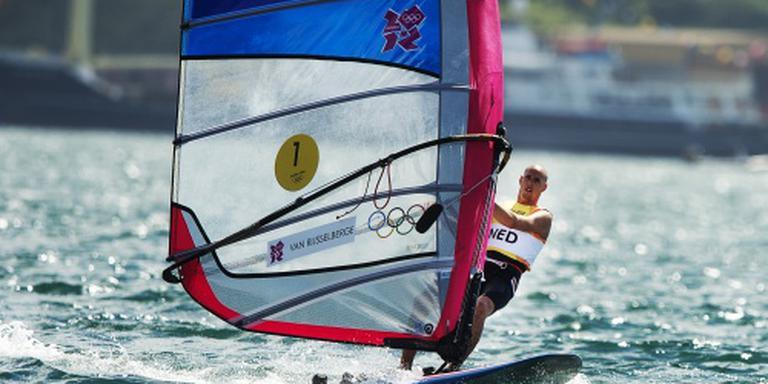 Van Rijsselberghe wint medalrace: goud