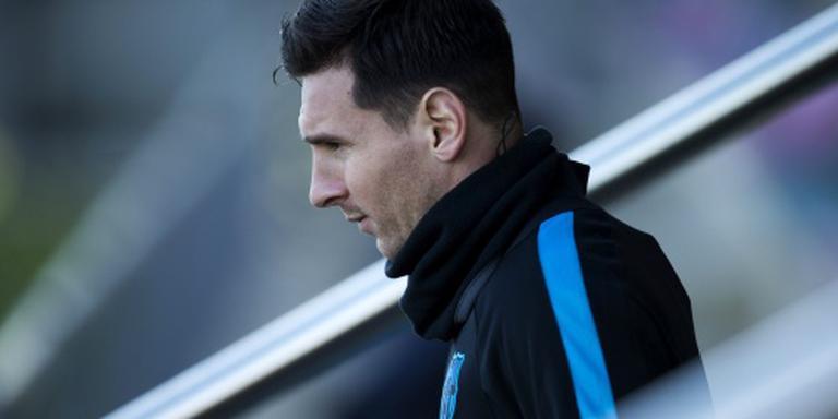Messi terug, Neymar valt weg bij Barcelona