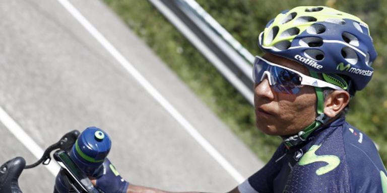 Quintana wint bergrit Vuelta, Gesink tweede