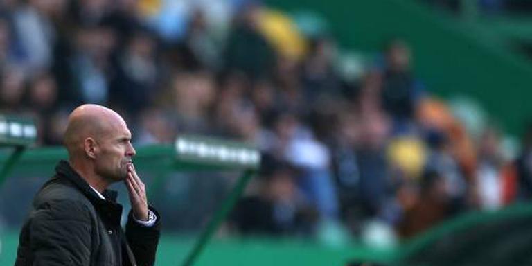 Porto houdt Sporting op achterstand