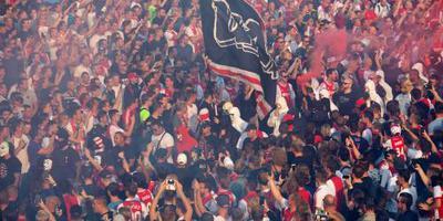 UEFA onderzoekt opnieuw wangedrag Ajax-fans