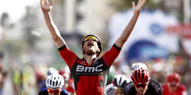 'Jempy' Drucker wint etappe in Vuelta