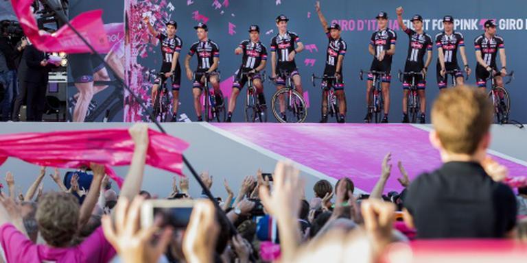Gelderland drie dagen decor voor Giro