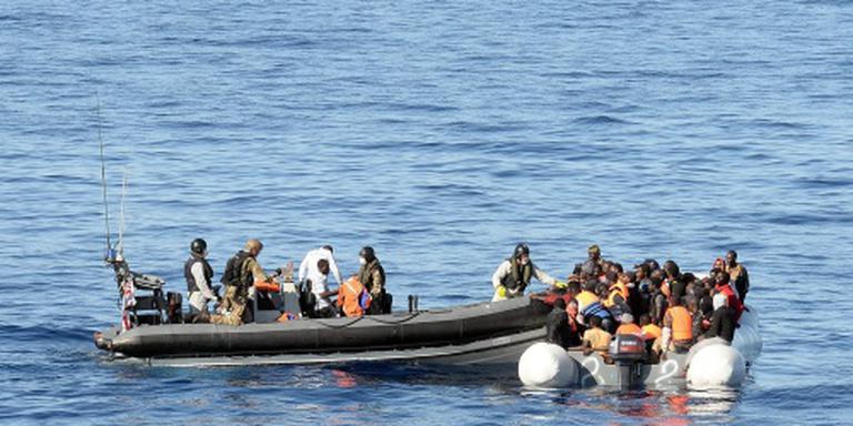 Dodelijke week voor vluchtelingen op zee