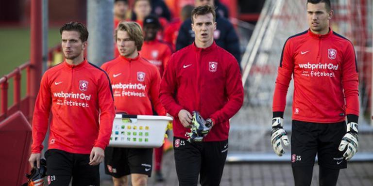 Twente weken zonder Van der Heyden