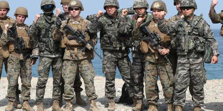 VS: oefeningen met Seoul niet ter discussie