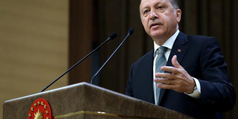 Eind immuniteit Turks parlement dichterbij