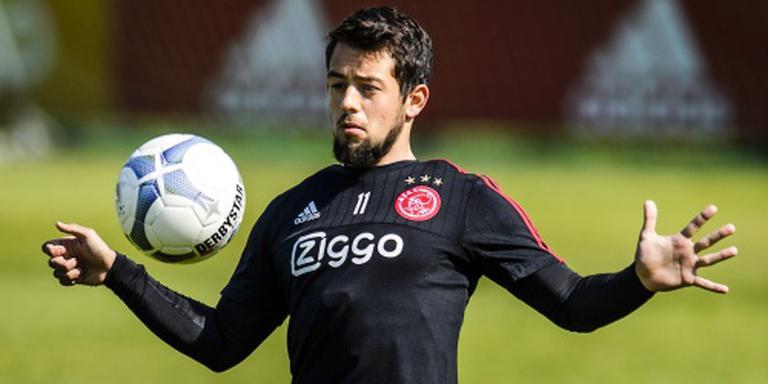 Ajax zonder Younes naar Griekenland