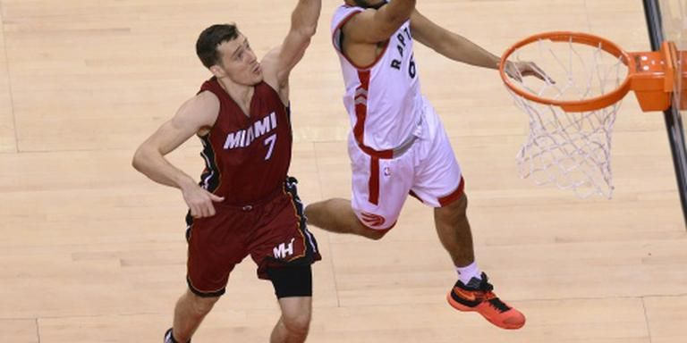 Toronto Raptors voor het eerst in NBA-finale