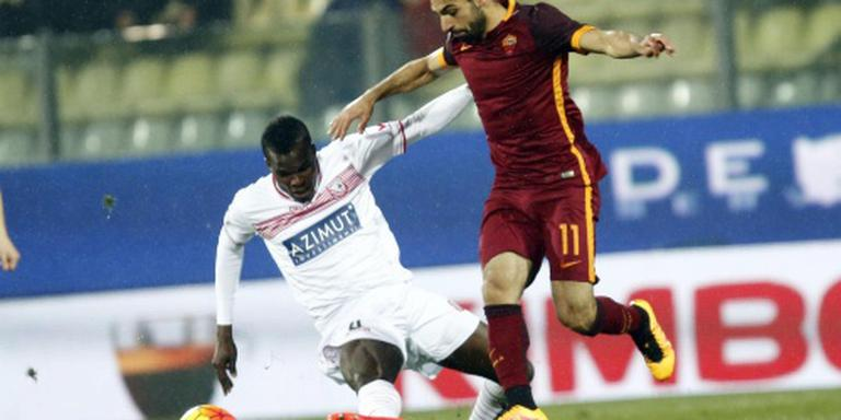 AS Roma slaat in slotfase toe