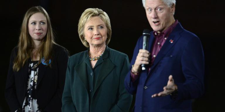 Chelsea Clinton prijst moeder Hillary