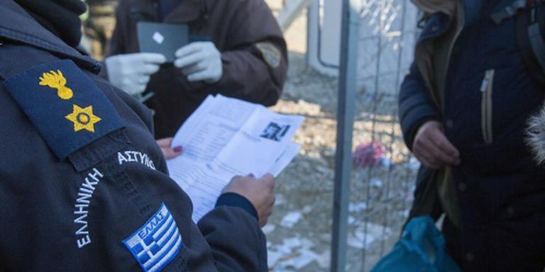 Grieken moeten grenscontroles aanpakken