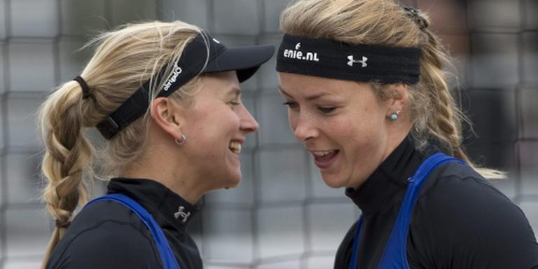 Nederlandse confrontatie op EK beachvolleybal