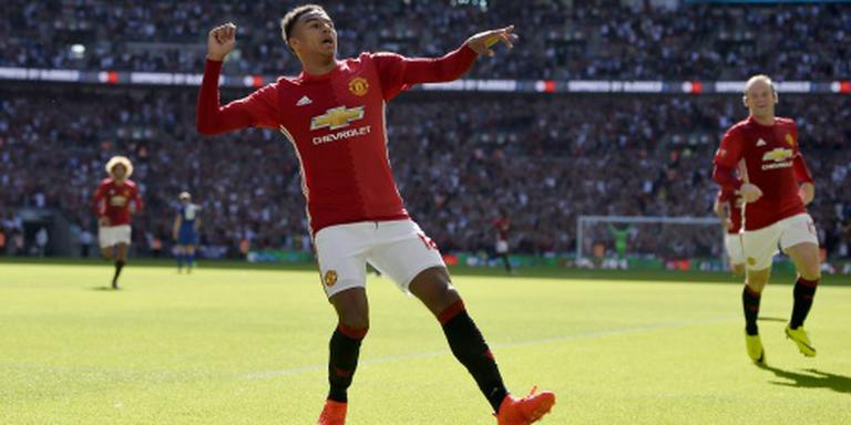 Southgate roept Lingard op
