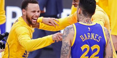 Warriors weer in finale NBA
