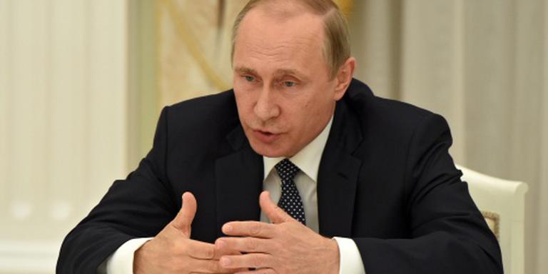 Poetin kritisch over dopingrapport