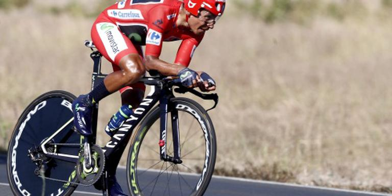 Quintana nieuwe leider in WorldTour