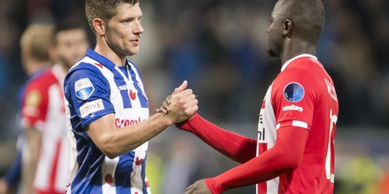 Schaars maakt zich nog geen zorgen over PSV