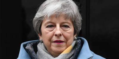 'Britse parlement staat voor het blok'