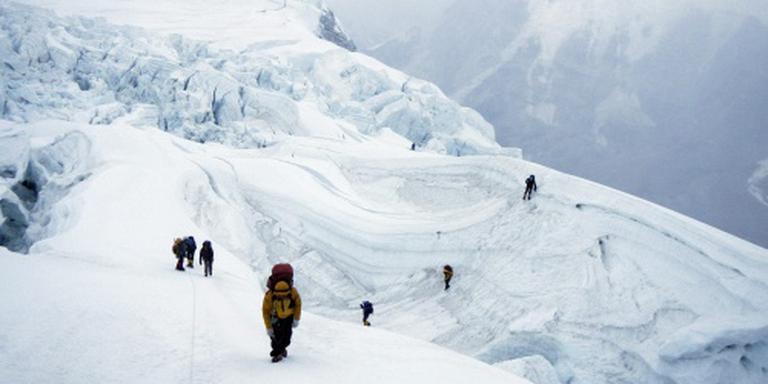 Klimmer Eric Arnold overleden op Mount Everest