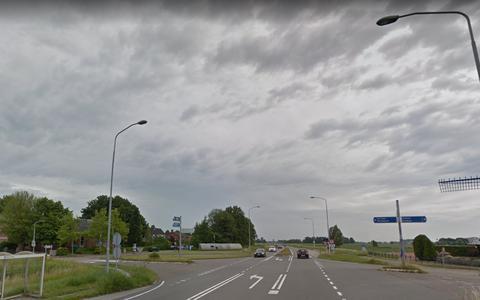 Persleiding zit aanleg rotonde in N360 bij Ten Post in de weg
