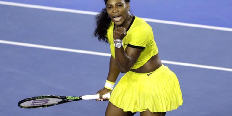 Serena Williams beducht voor Kerber
