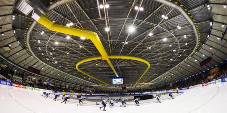 Wereldbekerfinale schaatsen in Tsjeljabinsk