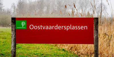 Hekken Oostvaardersplassen onklaar gemaakt
