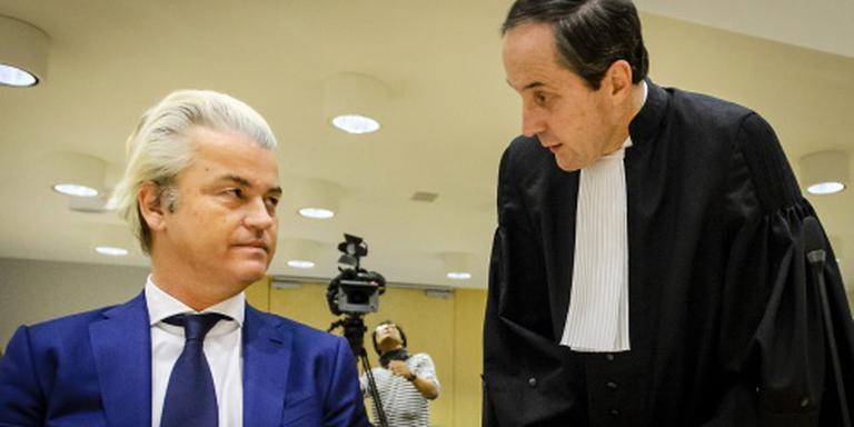 Advocaat Wilders wil zaak schorsen