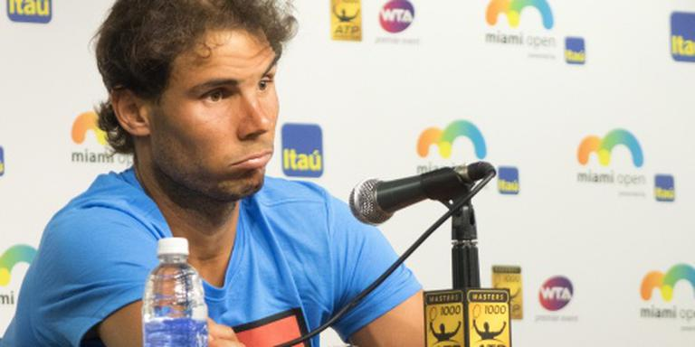 'Nadal moet vlag in Rio dragen'