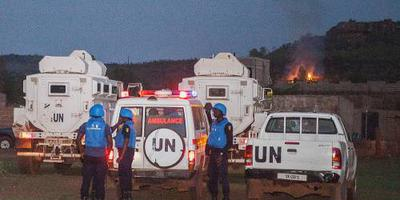 Acht VN-vredestichters gedood in Mali