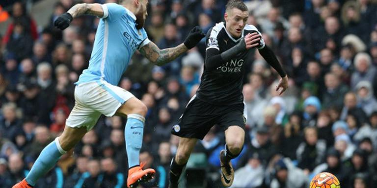 Leicester City bindt topscorer Vardy