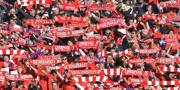 Liverpool vernedert hekkensluiter Aston Villa