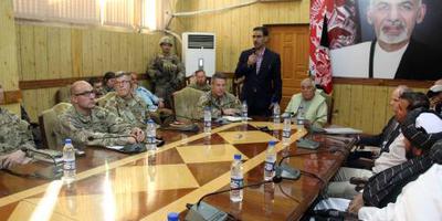 Kandahar later naar stembus na moord generaal