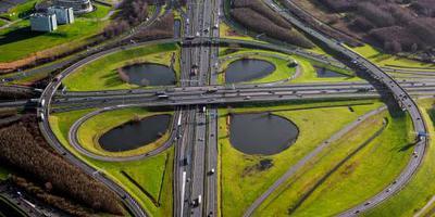Rijkswaterstaat: Mijd snelwegen rond Utrecht