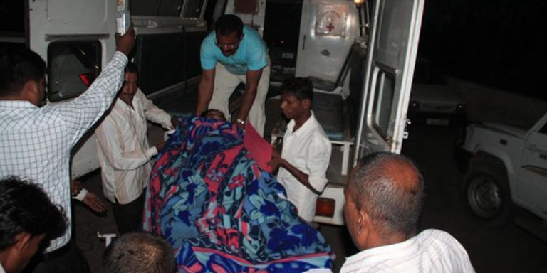 Ruim 100 doden door brand in Indiase tempel
