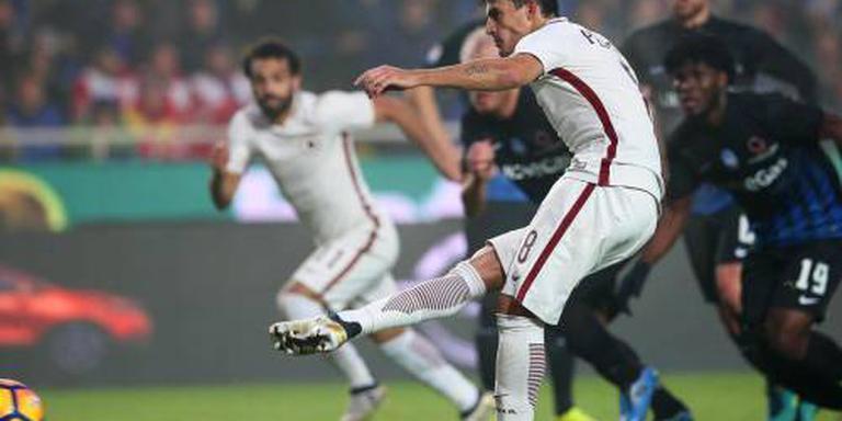 AS Roma verliest terrein op Juventus